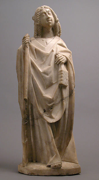 Apostle, Alabaster, Spanish