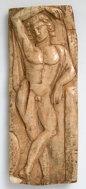 Dionysos, Bone, Byzantine