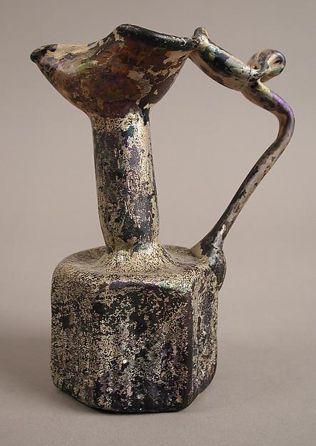 Jug, Glass, Jewish