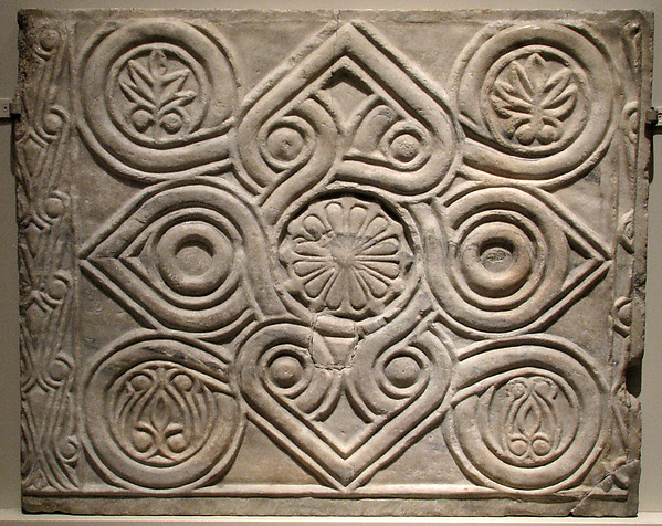 Marble Decorative Panels, Marble, Byzantine