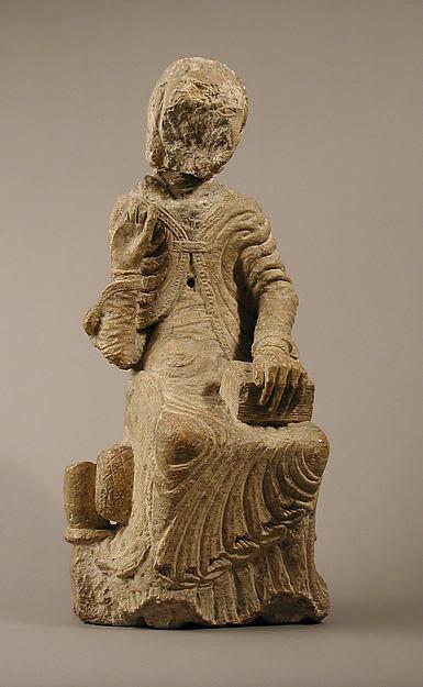 An Apostle (?), Stone, French