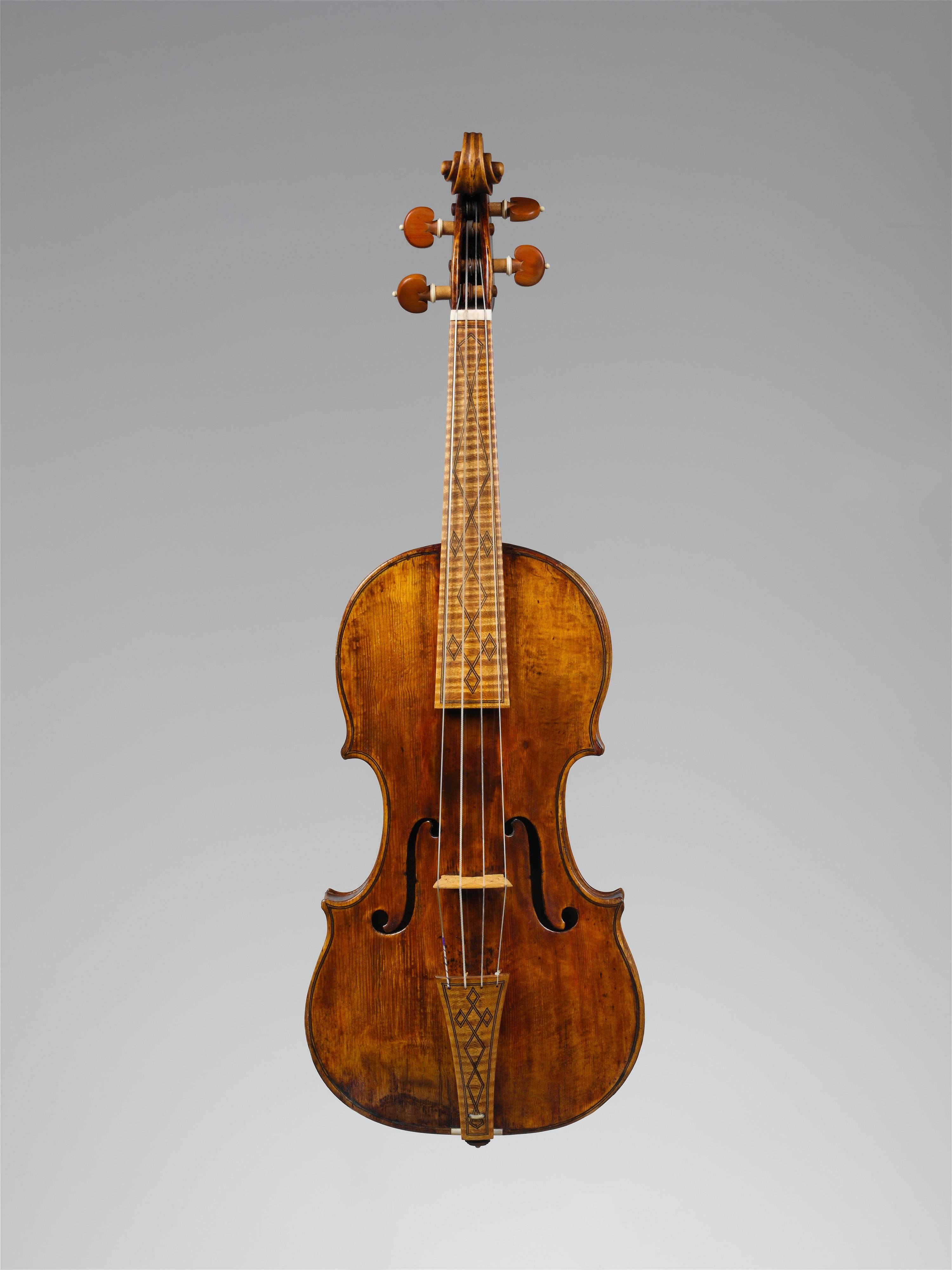 Dating german violins