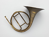 Orchestral Horn, Unknown  , for sale by Carl Gottfried Glier and Sons, brass, German