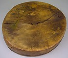 Frame Drum, Wood, skin, Native American (Wasco, Tenino or Paiute)