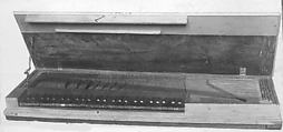 Clavichord, Various materials, German
