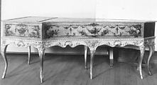 Harpsichord, Louis Bellot (Paris, active 1717–1759), Wood and various materials, French