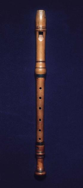 Alto Recorder in F-sharp, Johann Wilhelm Oberlender (the Elder) (German, Nürnberg 1681–1763 Nürnberg), Wood, horn, German