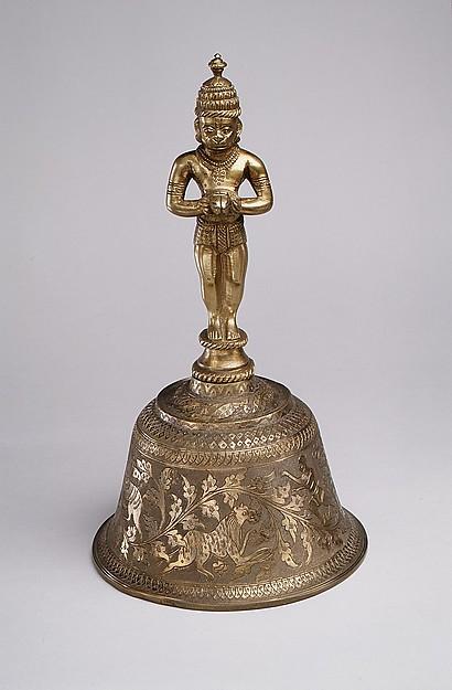 Ghanti (bell), Brass, Indian