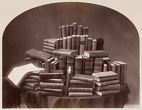 [Still Life with Books]