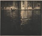 Late Afternoon - Venice, Edward J. Steichen (American (born Luxembourg), Bivange 1879–1973 West Redding, Connecticut), Direct carbon print