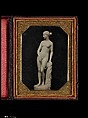 [Hiram Powers's Sculpture of the Greek Slave], Unknown (American), Daguerreotype