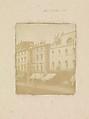 [Nos. 170–176 Regent Street, London], William Henry Fox Talbot (British, Dorset 1800–1877 Lacock), Salted paper print from paper negative