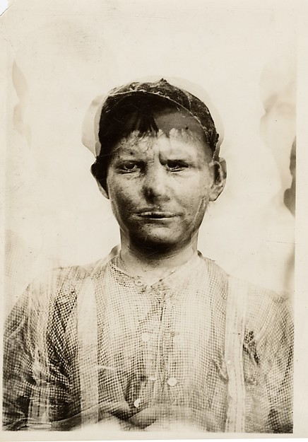 [Composite Photograph of Child Laborers Made from Cotton Mill Children], Lewis Hine (American, 1874–1940), Gelatin silver print