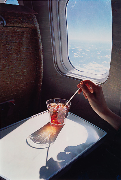 En route to New Orleans, William Eggleston (American, born Memphis, Tennessee, 1939), Dye-transfer print