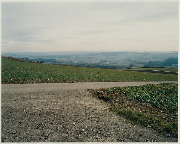 Blick in Thur-Tal—no. 19, Thomas Struth (German, born Geldern, 1954), Chromogenic print