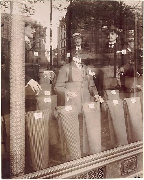 Avenue des Gobelins, Eugène Atget (French, Libourne 1857–1927 Paris), Gelatin silver print from glass negative