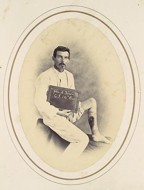 John A. Dixon, Reed Brockway Bontecou (American, 1824–1907), Albumen silver print from glass negative