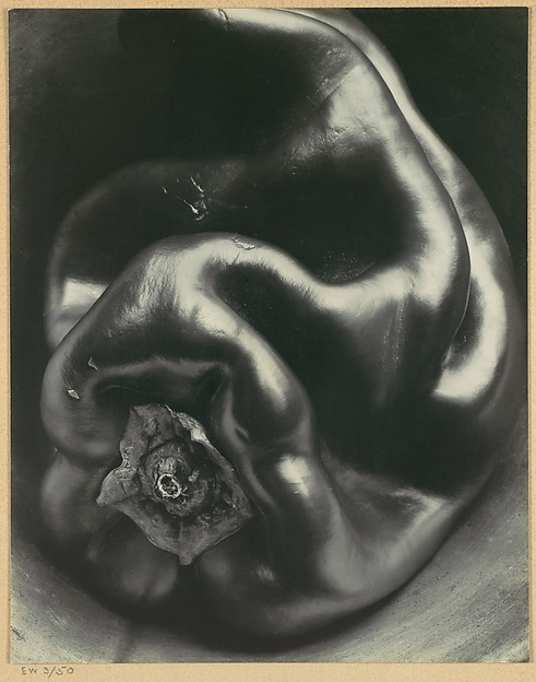 Pepper No. 35, Edward Weston (American, Highland Park, Illinois 1886–1958 Carmel, California), Gelatin silver print