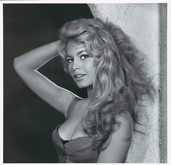 Brigitte Bardot, Yousuf Karsh (Canadian (born Armenia), Mardin 1908–2002 Boston, Massachusetts), Gelatin silver print