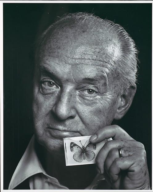 Vladimir Nabokov, Yousuf Karsh (Canadian (born Armenia), Mardin 1908–2002 Boston, Massachusetts), Gelatin silver print