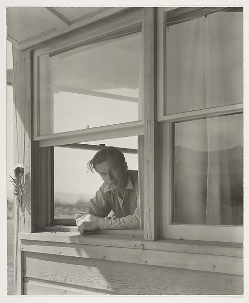 Aldous Huxley, George Platt Lynes (American, East Orange, New Jersey 1907–1955 New York), Gelatin silver print