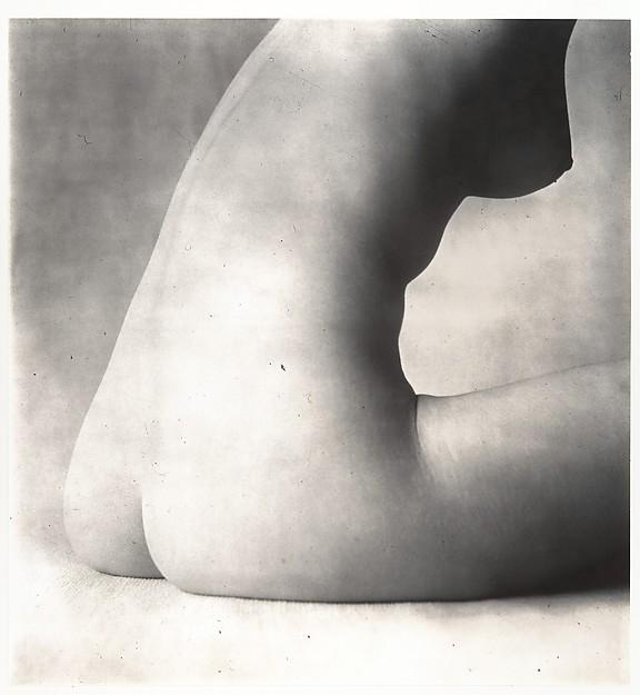 Nude No. 18, Irving Penn (American, Plainfield, New Jersey 1917–2009 New York), Gelatin silver print