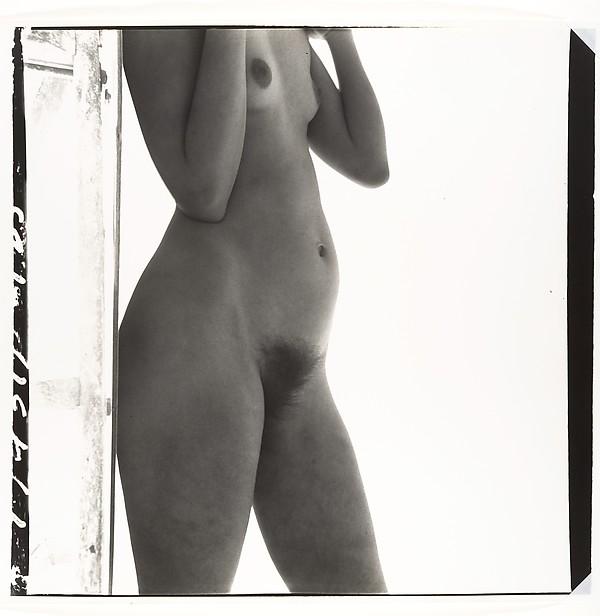Nude No. 19, Irving Penn (American, Plainfield, New Jersey 1917–2009 New York), Gelatin silver print