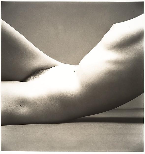Nude No. 40, Irving Penn (American, Plainfield, New Jersey 1917–2009 New York), Gelatin silver print