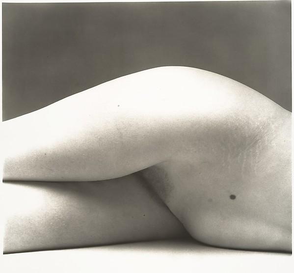 Nude No. 63, Irving Penn (American, Plainfield, New Jersey 1917–2009 New York), Gelatin silver print