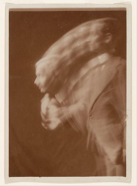 The Bow, Anton Giulio Bragaglia (Italian, 1890–1960), Gelatin silver print