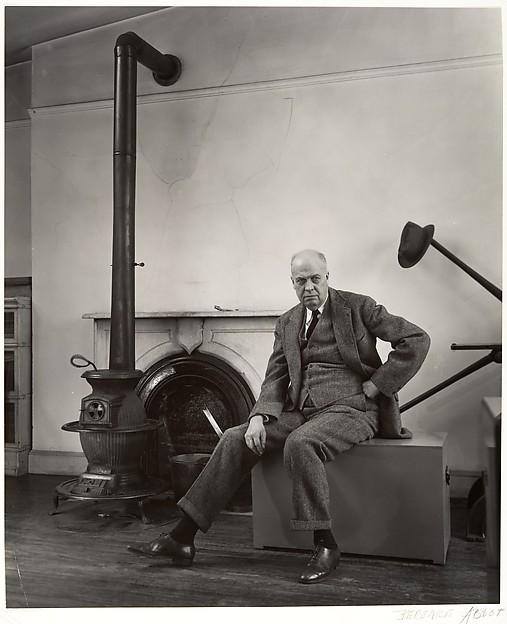 Edward Hopper, Berenice Abbott (American, Springfield, Ohio 1898–1991 Monson, Maine), Gelatin silver print