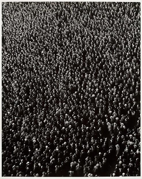 Right of Assembly, Arthur S. Siegel (American, 1913–1978), Gelatin silver print