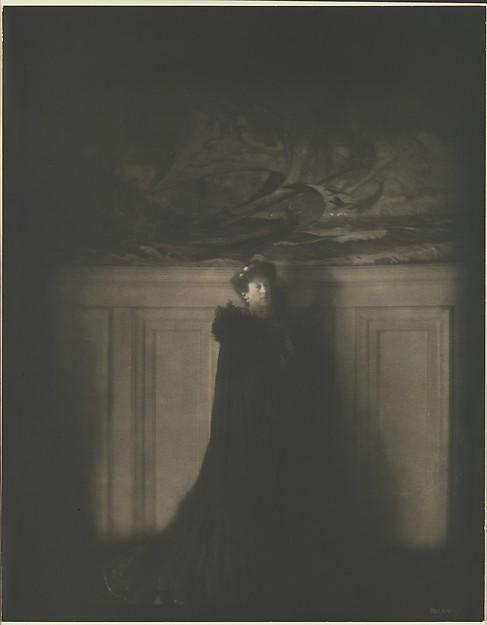 Lady Ian Hamilton, Edward J. Steichen (American (born Luxembourg), Bivange 1879–1973 West Redding, Connecticut), Direct carbon print