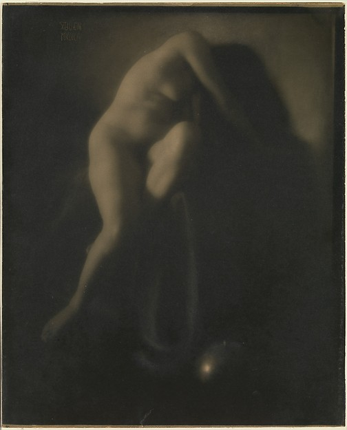 In Memoriam, Edward J. Steichen (American (born Luxembourg), Bivange 1879–1973 West Redding, Connecticut), Gum bichromate over platinum print