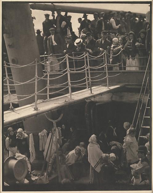The Steerage, Alfred Stieglitz (American, Hoboken, New Jersey 1864–1946 New York), Photogravure
