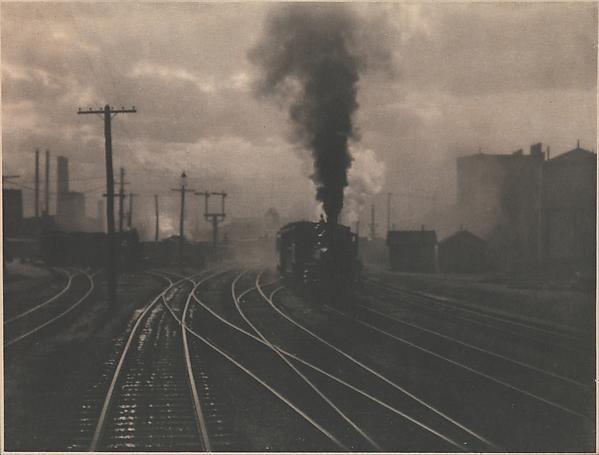 The Hand of Man, Alfred Stieglitz (American, Hoboken, New Jersey 1864–1946 New York), Photogravure