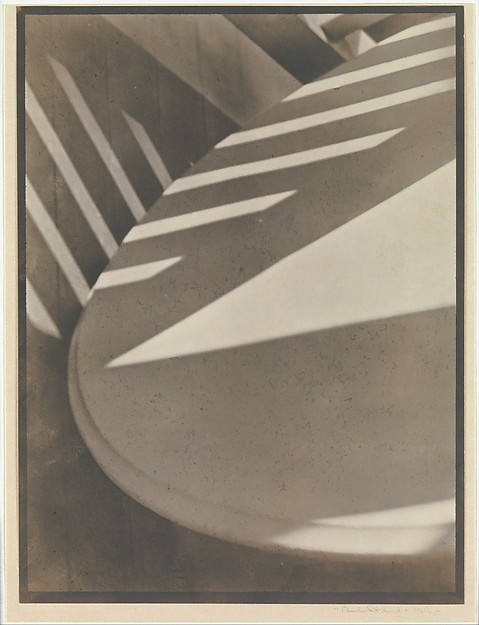Abstraction, Twin Lakes, Connecticut, Paul Strand (American, New York 1890–1976 Orgeval, France), Silver-platinum print
