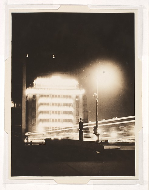 [Thomas Cusack Company Building, New York], Knud Lonberg-Holm (American, born Denmark, 1895–1972), Gelatin silver print