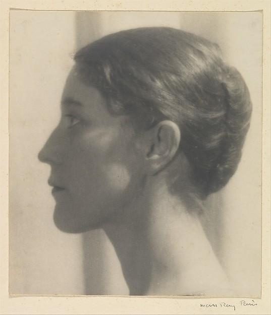 Mrs. Robert Evans Locher, Man Ray (American, Philadelphia, Pennsylvania 1890–1976 Paris), Gelatin silver print