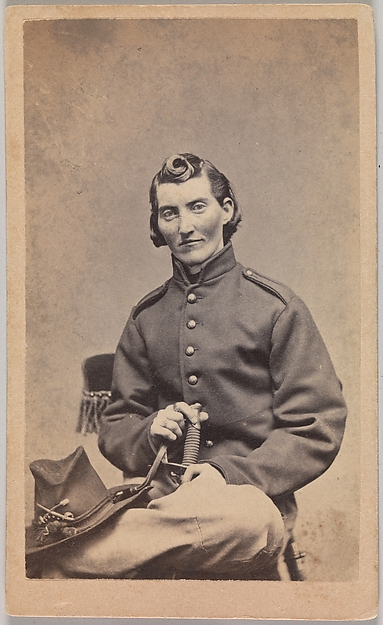 Frances Clalin Clayton, Samuel Masury (American, 1818–1874), Albumen silver print from glass negative