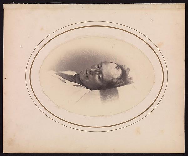 Privat Dennis Sullivan, Company E, Second Virginia Cavalry, Reed Brockway Bontecou (American, 1824–1907), Albumen silver print from glass negative