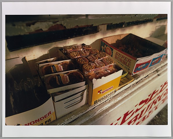 Untitled, William Eggleston (American, born Memphis, Tennessee, 1939), Dye-transfer print