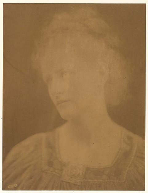 [Egeria], Julia Margaret Cameron (British (born India), Calcutta 1815–1879 Kalutara, Ceylon), Albumen silver print from glass negative