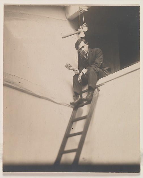 Tristan Tzara, Man Ray (American, Philadelphia, Pennsylvania 1890–1976 Paris), Gelatin silver print
