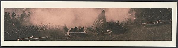 Seeing the Elephant, Robert Longo (American, born 1953), Inkjet print