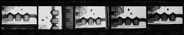 [131 Portraits of Isabelle Evans and Family at the Boeschenstein Home, Berne, Switzerland], Walker Evans (American, St. Louis, Missouri 1903–1975 New Haven, Connecticut), Film negative