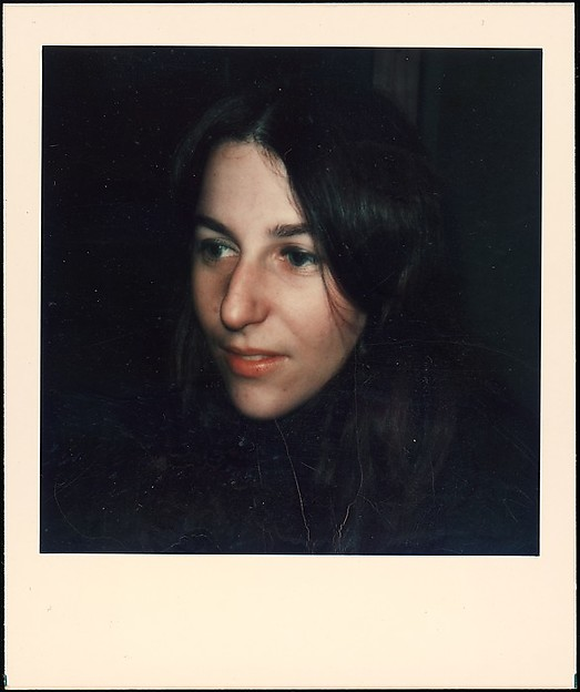 [Bobbi Carrey], Walker Evans (American, St. Louis, Missouri 1903–1975 New Haven, Connecticut), Instant color print