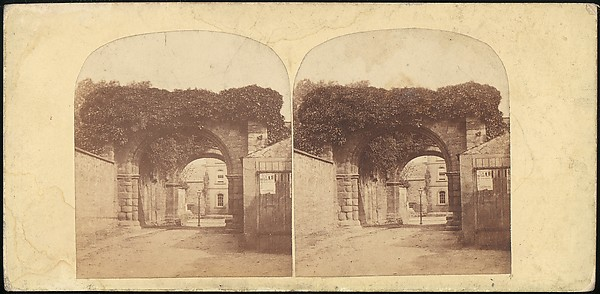 [Group of 16 Early Stereograph Views of British Abbeys], Unknown (British), Albumen silver prints