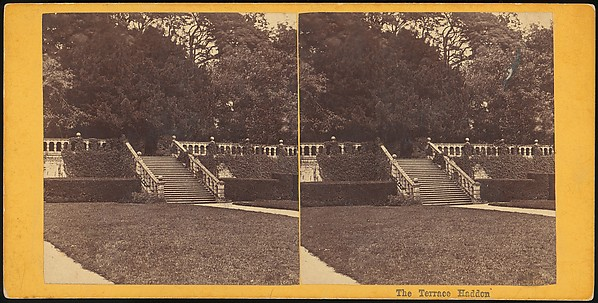 [Group of 13 Early Stereograph Views of British Castles], London Stereoscopic Company (British), Albumen silver prints