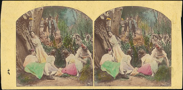 [Group of 42 Stereograph Views From the London Stereoscopic Company, 1860-1870, Many Hand-Colored to Illustrate Books], London Stereoscopic Company (British), Albumen silver prints